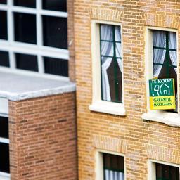 Kredietbeoordelaar Fitch ziet stabilisatie hypotheekmarkt