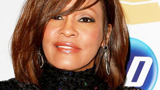 Emmy-beeld Whitney Houston mag niet worden geveild