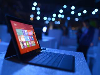 Groei Windows 8 stagneert