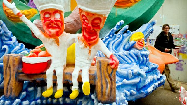 Gebroeders Ko trappen Elluf-Elluf feest op Grote Markt af