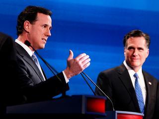 Santorum is duidelijke favoriet onder aanhangers van Tea Party