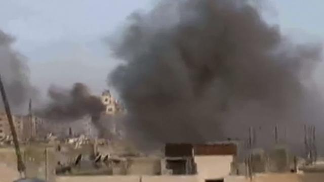 'IS verovert terrein rond gasveld Syrië'