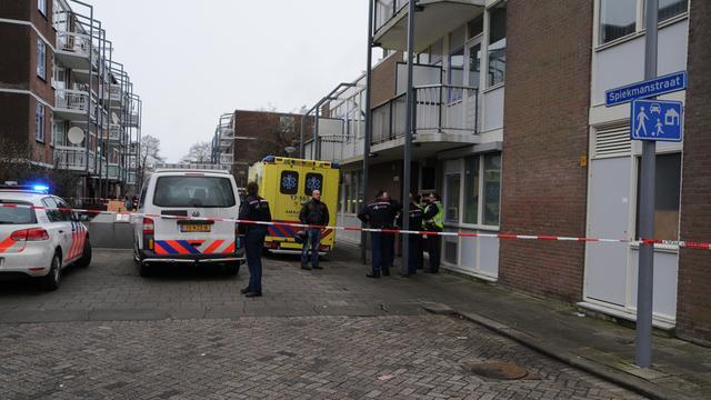 Vrouw doodgestoken in Rotterdam
