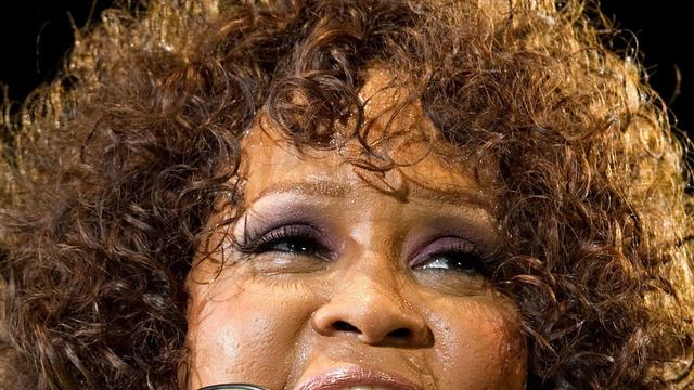 'Whitney Houston is volledig blut'