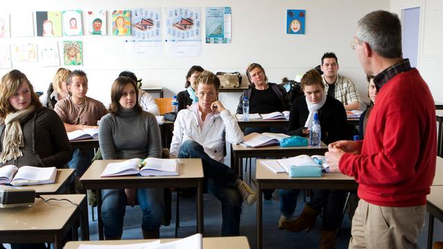 Pieter Breuer nieuwe rector Stedelijk Gymnasium Breda