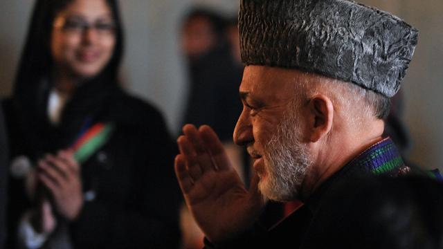 Vredesoverleg tussen Afghanistan en Taliban