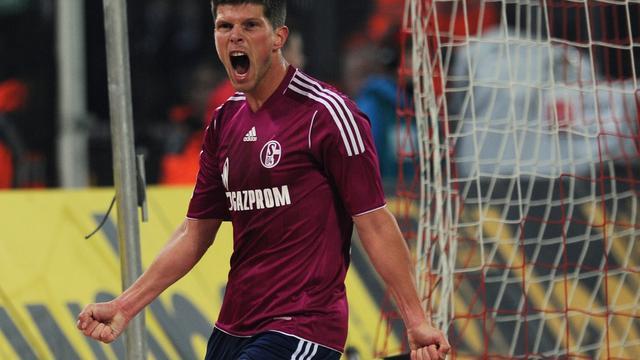 Huntelaar trefzeker voor winnend Schalke