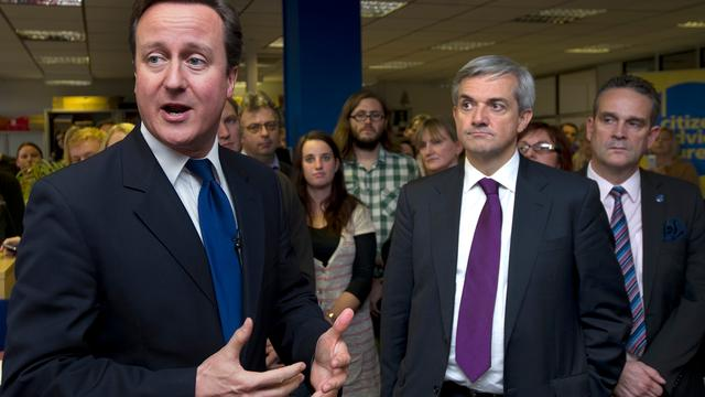 Britse minister stapt op na aanklacht