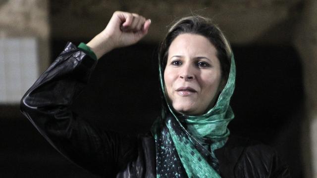 ICC verwerpt inbreng dochter Kaddafi