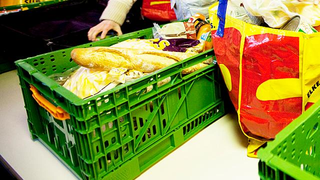 Financiële bijdrage gemeenten aan Voedselbank