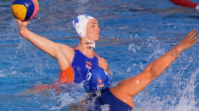 Waterpolovrouwen treffen Australië, Griekenland en Zuid-Afrika op WK