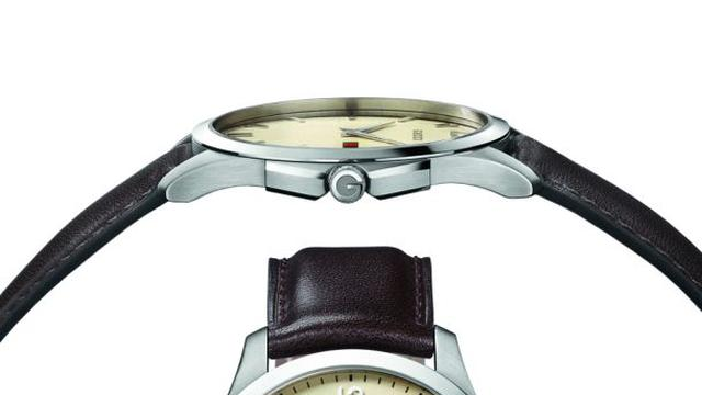 Gucci lanceert ultra-plat horloge