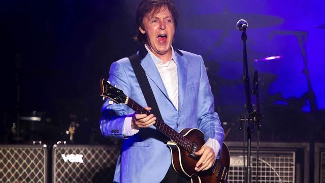 Paul McCartney maakt muziek voor game