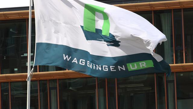 Gebouw universiteit Wageningen ontruimd