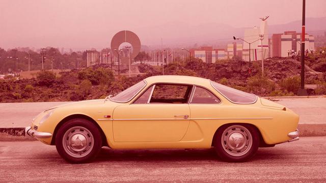 Renault maakt Alpine concept