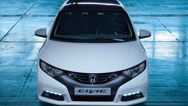 Honda moet dokken voor niet zo zuinige Civic