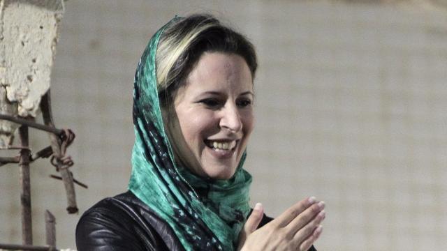 Dochter van Kaddafi wil ICC informatie geven
