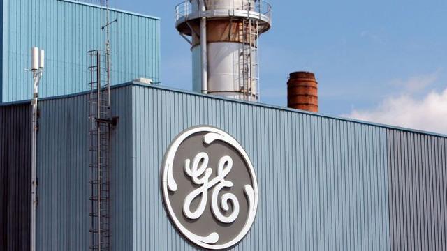 Industriereus General Electric boekt meer omzet