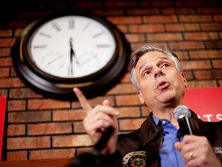 Mitt Romney bijna zeker van overwinning voorverkiezing