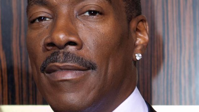 Eddie Murphy krijgt oeuvreprijs in Hollywood