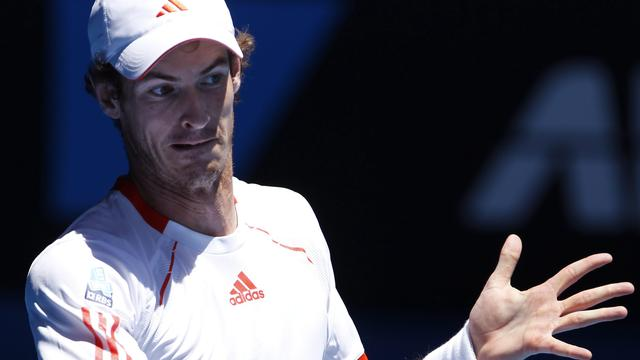 Murray in kwartfinale na opgave