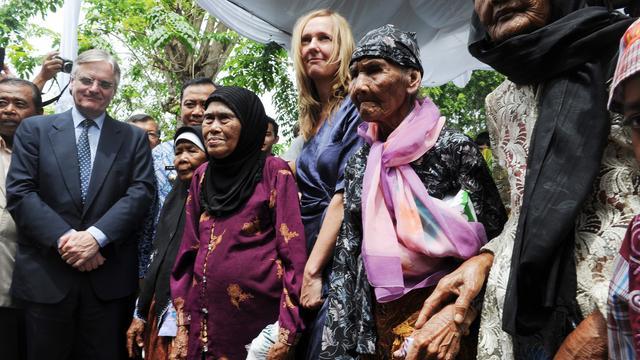 Kinderen van Sulawesi willen schadevergoeding