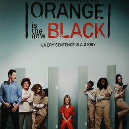 Nieuw gevangenisuniform door Orange is the New Black