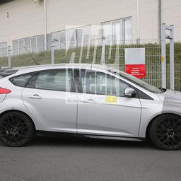 'Ford Focus RS met 330 pk'