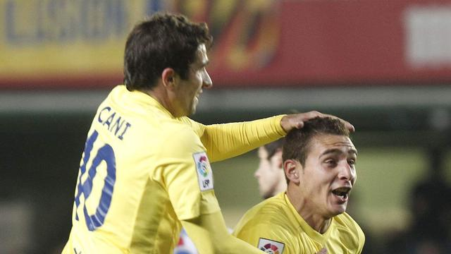 Villarreal ruim te sterk voor Sporting Gijon