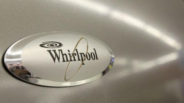 Whirlpool ziet winst ruimschoots verdubbelen