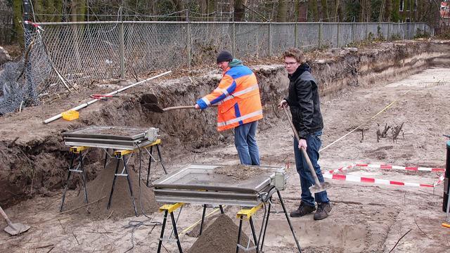 Cultusplaats uit IJzertijd opgegraven