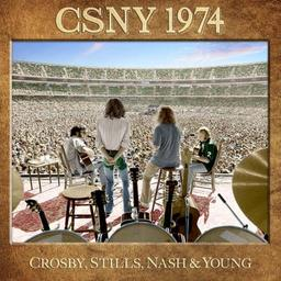 Cd-recensie: Crosby, Stills, Nash & Young - CSNY 1974