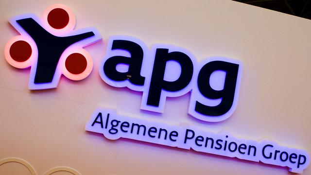 Pensioenbelegger APG sluit deal in China