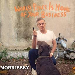 Cd-recensie: Morrissey - World Peace Is None Of Your Business