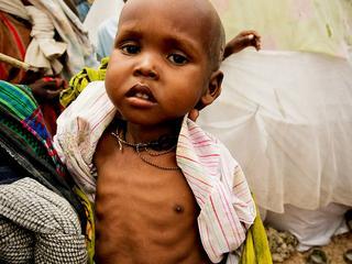 13,5 miljoen mensen door periode van droogte bedreigd met hongerdood