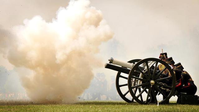 Middelburg krijgt kanon terug