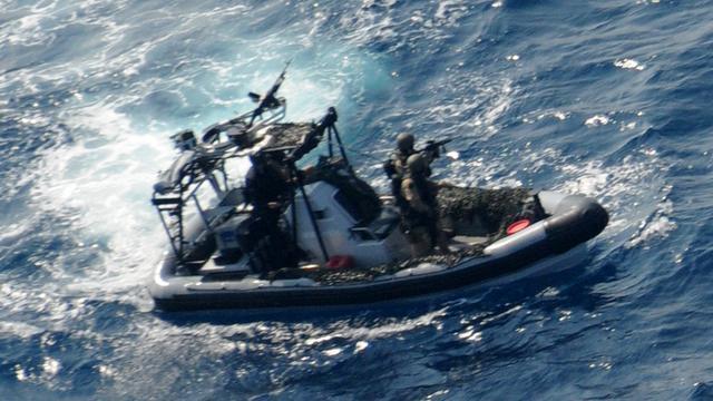 Kamer wil dat kleine mariniersteams beschermen tegen piraten