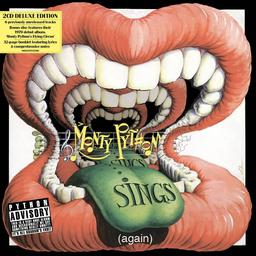 Cd-recensie: Monty Python - Monty Python Sings (Again)