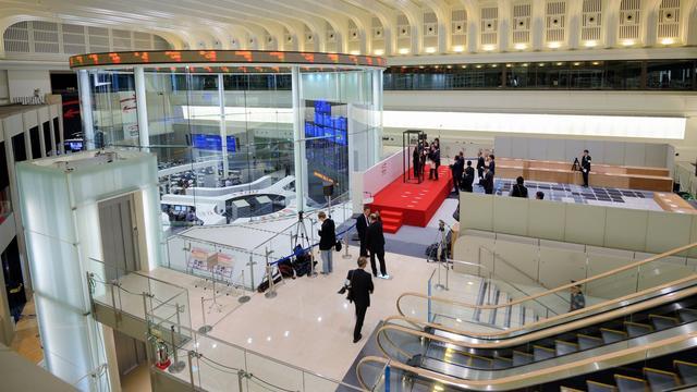Japanse beurs herstelt van openingsdip