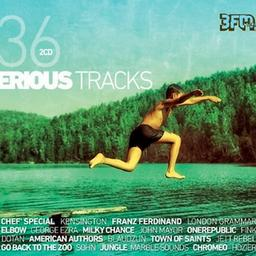 Cd-recensie: Various Artists - 36 Serious Tracks (Volume 4)