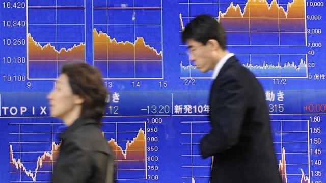 Aziatische beurzen sluiten week positief af