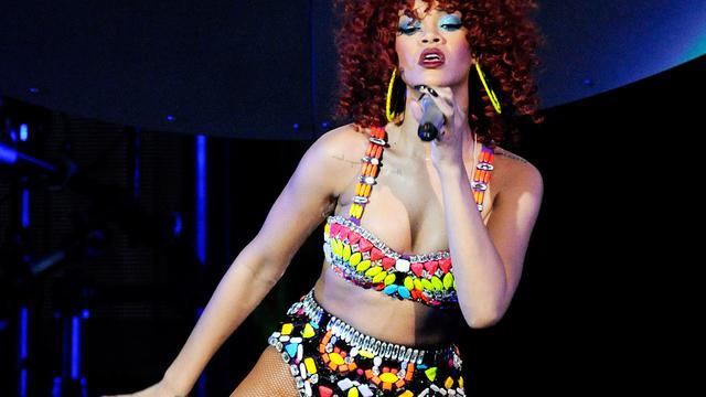 Dit jaar nog nieuw album Rihanna