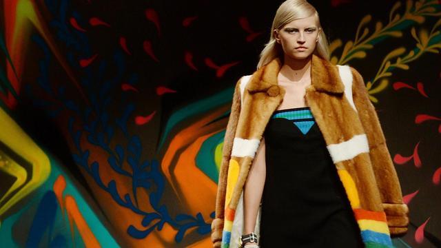 Laagste winst voor modehuis Prada in vijf jaar
