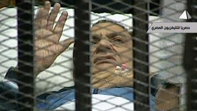 Oud-president Egypte Hosni Mubarak wordt vrijgelaten