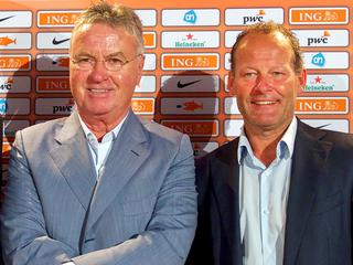 Hiddink gunt Danny Blind prominente rol bij Oranje