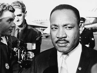 'Expositie over gewone mensen die uitgroeiden tot leiders van grote bewegingen tegen rassendiscriminatie'