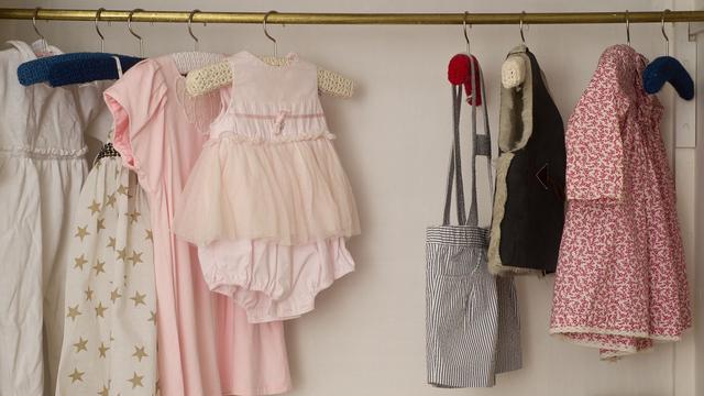 Winkeliers verkopen flink meer mode voor baby's en kinderen