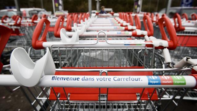Supermarkt Carrefour draait goed eerste kwartaal