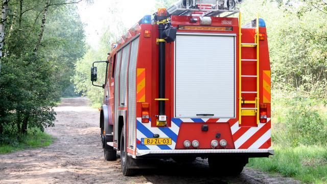 Arrestatie na branden Drenthe