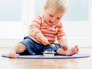 Baby's begrijpen taal beter als ouders woorden herhalen